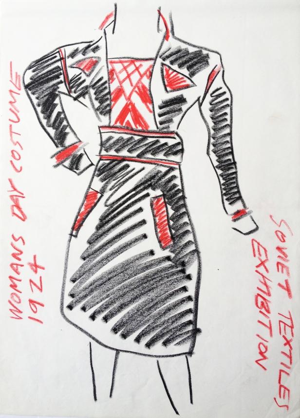 womens day costume